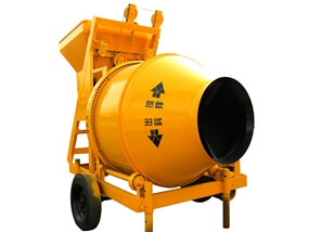 JZC Electric Concrete Mixer