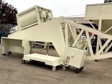 YHZS Mobile Concrete Batching Plant